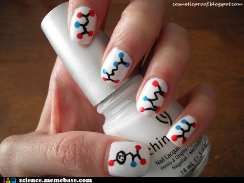diagram nail polish richard feynman science - 5947106048