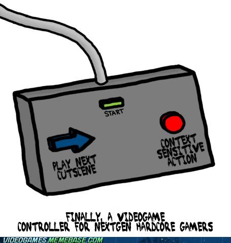 controller cutscene hardcore gamers - 5948186880