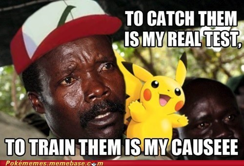 best of week,kids,Kony,konymon,meme,Memes,pokemon theme,uganda