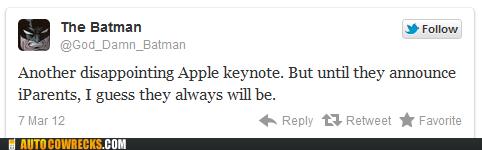 apple keynote the batman twitter - 5948390400
