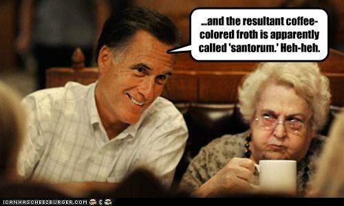 Mitt Romney political pictures Republicans Rick Santorum - 5948394496