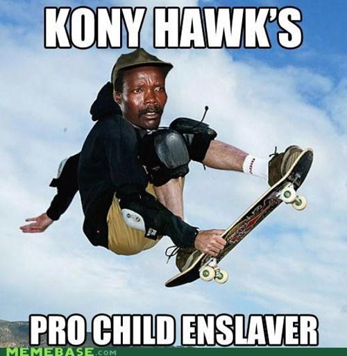 Kony,skateboarding,tony hawk,underground