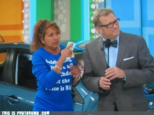 car drew carey showgirl the price is right tv bomb