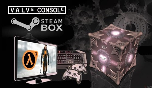 console,set-top box,steam,steam box,valve,video games