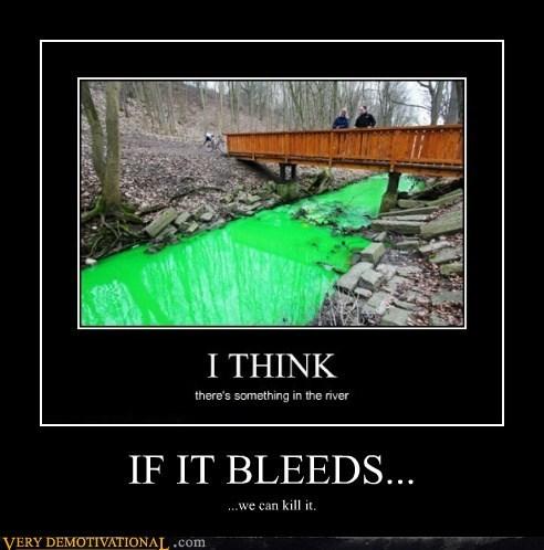 green hilarious Predator river - 5949133056