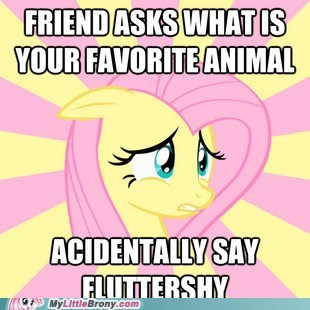 animal fluttershy meme Sad tree - 5949257728