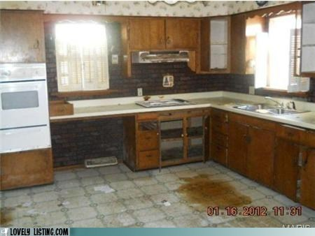 awful kitchen mess needs work - 5949268224