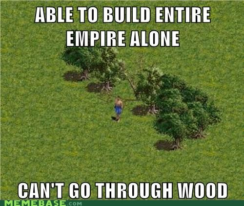 age of empires,logic,real time strategy,video games,wood