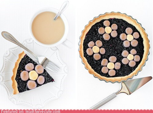 Epicute: Black Currant Tart