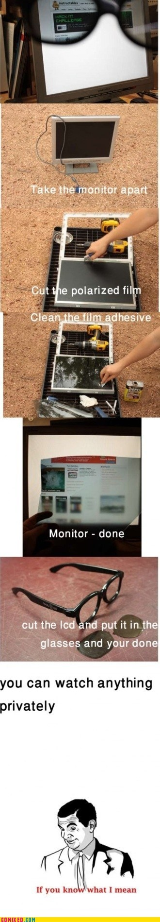 best of week computer DIY hack monitor pr0n the internets - 5949465856