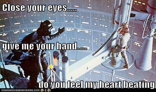 darth vader hand luke skywalker song star wars - 5949724160