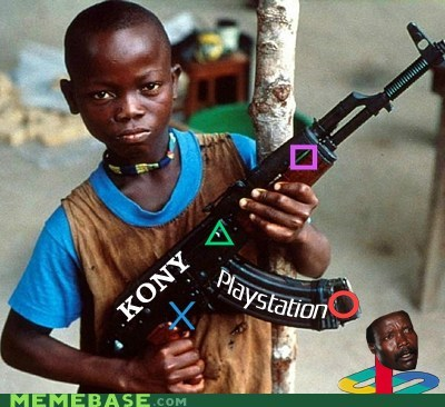 guns Kony playstation - 5949772032
