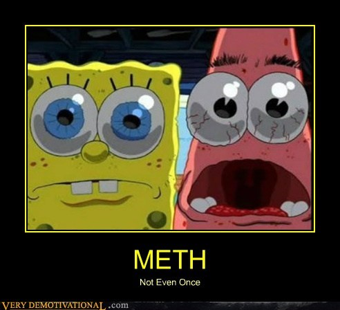 drugs hilarious meth patrick SpongeBob SquarePants - 5949808640
