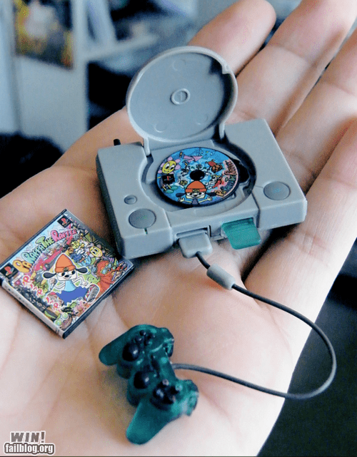 design,model,nerdgasm,parappa the rapper,playstation,PSX,tiny