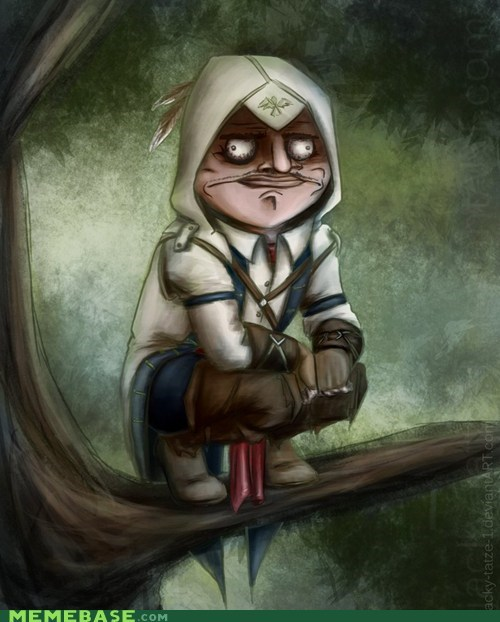 assassins creed me gusta tree video games