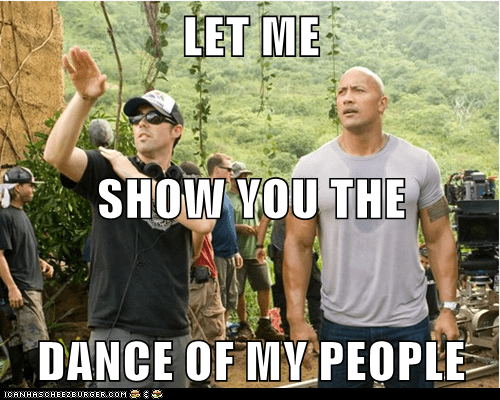 actor celeb funny the rock - 5950499072