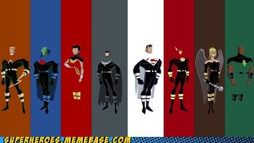 aquaman Awesome Art batman flash green lanter hawkgirl justice league martian manhunter superman wonder woman - 5951591168