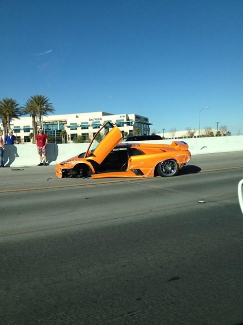 Lamborghini Fail