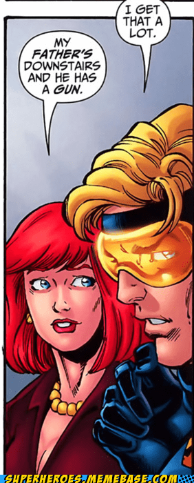 bad touch booster gold dad gun Straight off the Page wtf - 5951815168