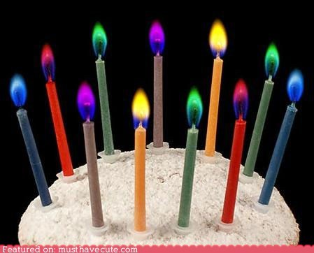 candles color colorful fancy flame - 5952062208