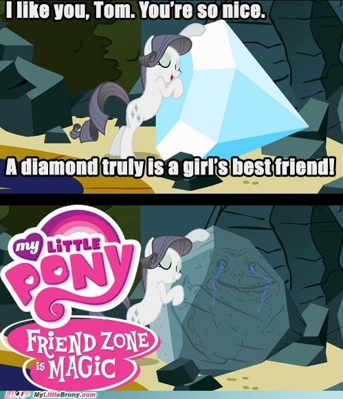 comics,diamond,forever alone,friend zone,meme,rarity