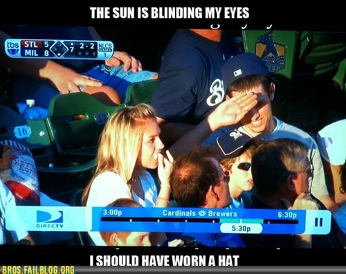 baseball,bros,g rated,hat,shade,sports,television,TV