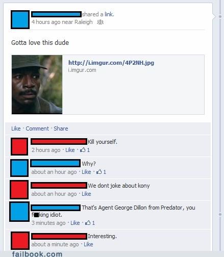 Kony,thats-racist,trolling