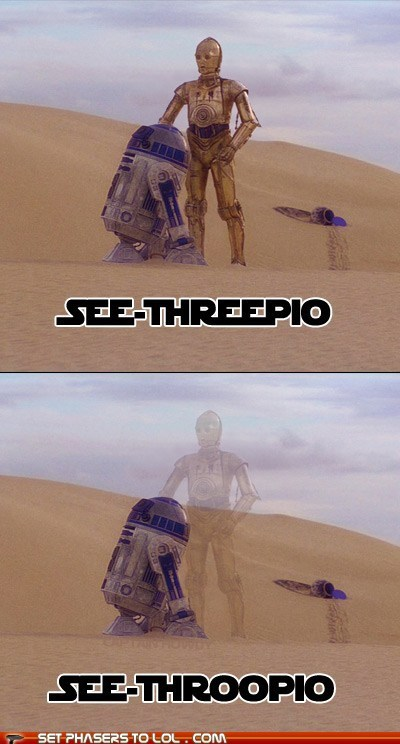 c3p0,comixed,puns,r2d2,see through,star wars