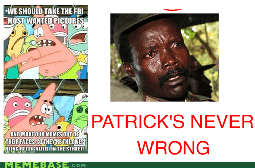 FBI patrick pushing patrick recognition serious - 5953824256