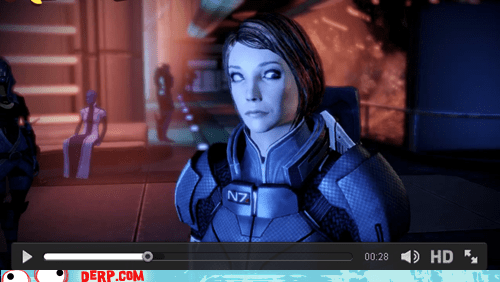 BioWare derp mass effect 3 video games - 5954266624