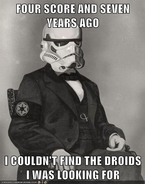 fake funny historic lols history shoop star wars - 5954716672