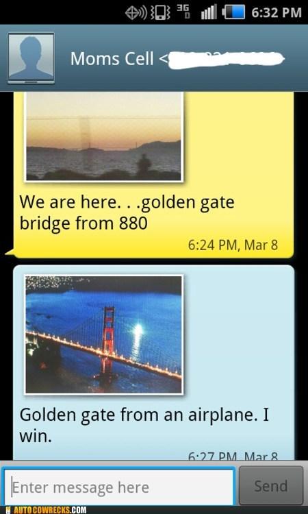 california golden gate bridge mom parenting san francisco - 5954779136