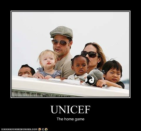 actor,Angelina Jolie,brad pitt,celeb,demotivational,funny