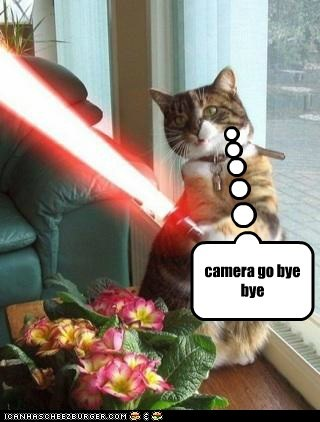 camera go bye bye