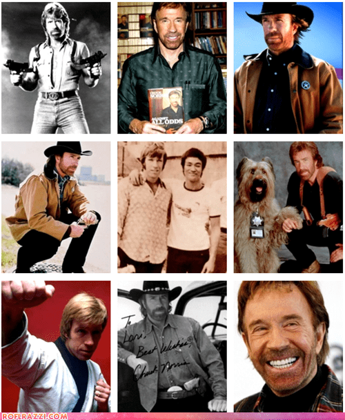 actor celeb chuck norris funny Hall of Fame happy birthday - 5957705472