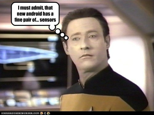 android,brent spiner,data,science,sensors,Star Trek