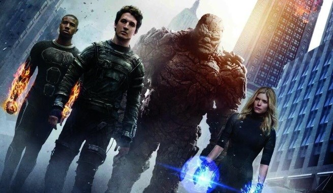 movies,Fantastic Four,superheroes,rotten tomatoes