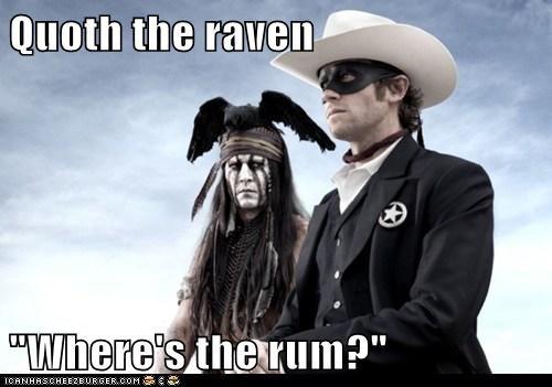 actor arnie hammer celeb funny Johnny Depp Movie The Lone Ranger - 5961520640