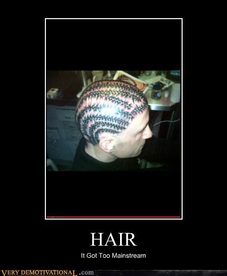 hair mainstream Pure Awesome tattoo wtf - 5961697024