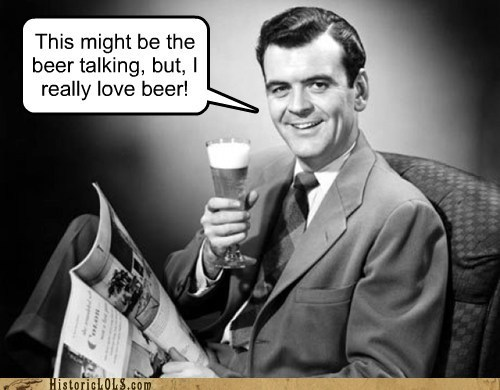 beer funny historic lols man Photo - 5961761280