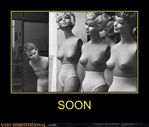creepy,mannequin,SOON,Terrifying,wtf
