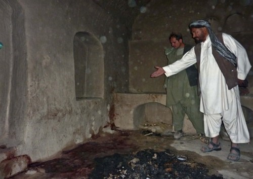 Afghan War,Kandahar Massacre,Shooting Spree