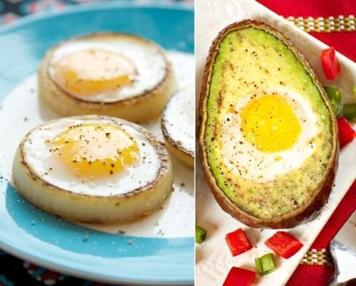 Eggs in Veggies Kickass Comestibles - 5962441984