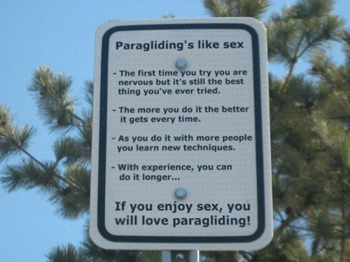 paragliding photoshopped shopped sign - 5963298304
