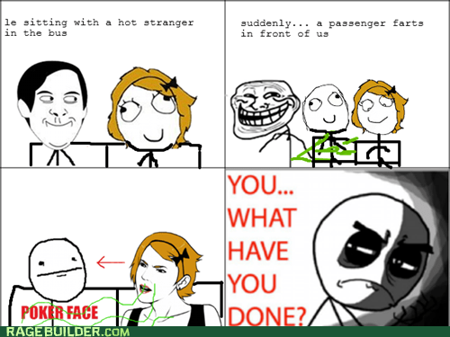 fart public transportation Rage Comics what have you done - 5963447296