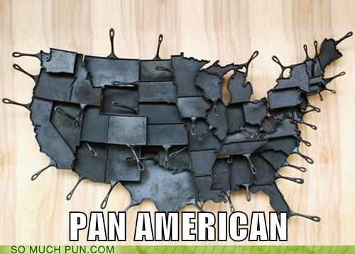 america american Hall of Fame literalism pan pan-american pans shape - 5963977984