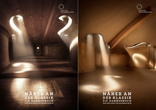 Berlin Philharmonic Orche Bjoern Ewers Marketing Campaign - 5964668928