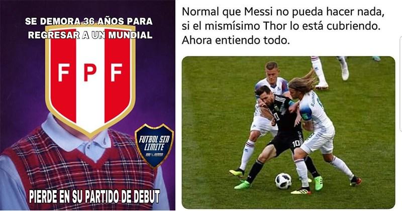 lista memes argentina islandia