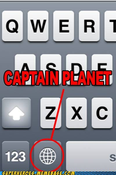 button captain planet iphone Super-Lols wtf - 5965177856