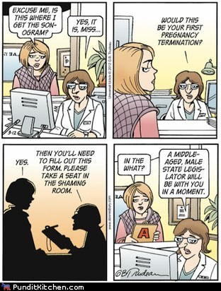 abortion-womens-rights Doonesbury political pictures - 5966383872
